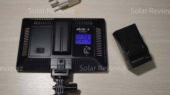 Viltrox L116T накамерный светодиодный видеосвет для малых камер обзор
