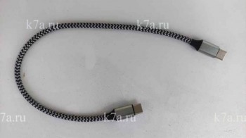 Кабель USB Type-C на USB Type-C — где купить?