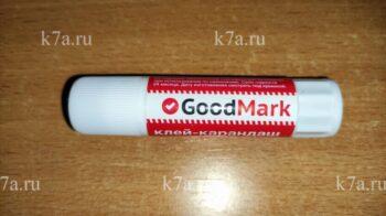 Клеящий карандаш GOODMARK отзыв/обзор